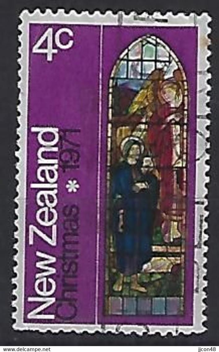 New Zealand 1971  Christmas  (o) ACS.C15 - Gebraucht