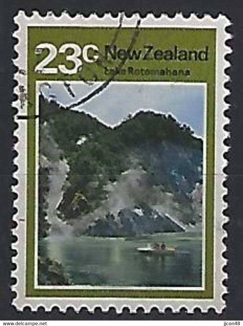 New Zealand 1972  Lakes: Rotomahana  6c  (o) ACS.500 - Gebraucht