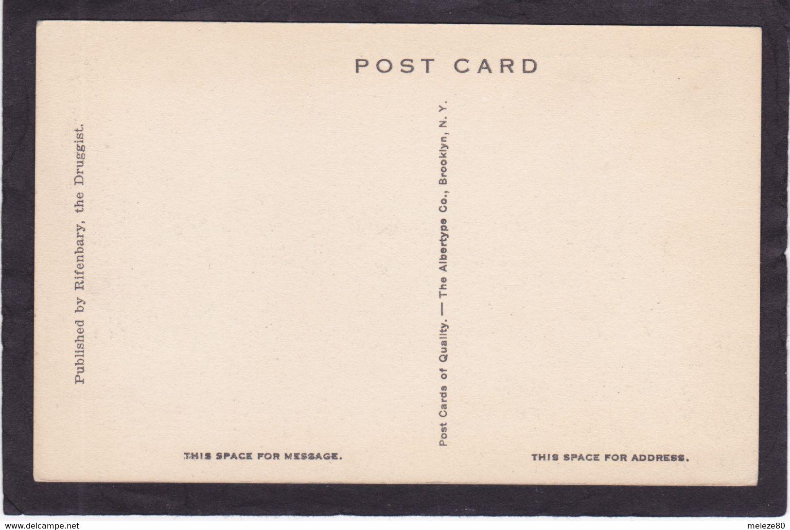 Etats-Unis  CENTRAL VALLEY  West Point Road   9x14  Vers 1910   2 Scans - Ohne Zuordnung