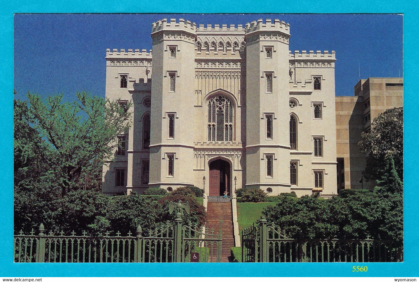 Old State Capitol - Baton Rouge, Louisiana [#5560] - Baton Rouge