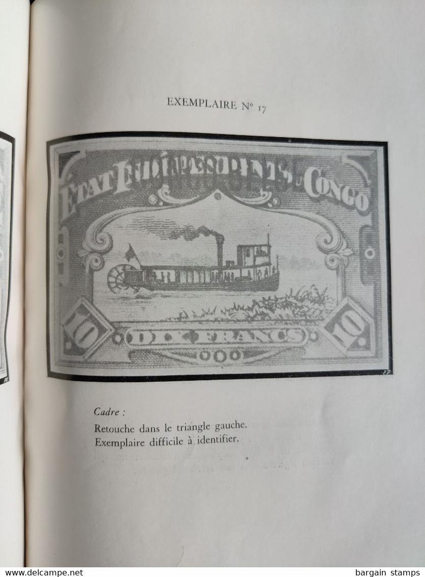 """Les """"dix Francs Verts"""" Du Congo - Charles Joncker - 41p De Texte Et 50p De Clichés - Willy Balasse - 1947 - Handbücher"""