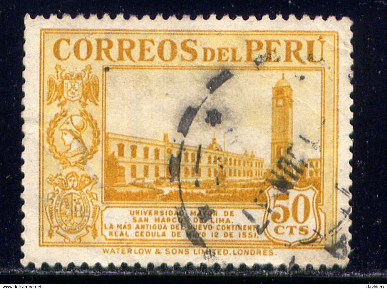 PERU, NO. 366 - Peru