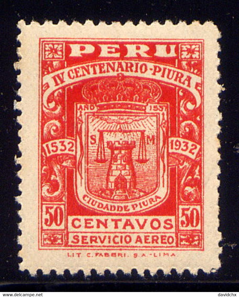 PERU, NO. C3, MH - Perù