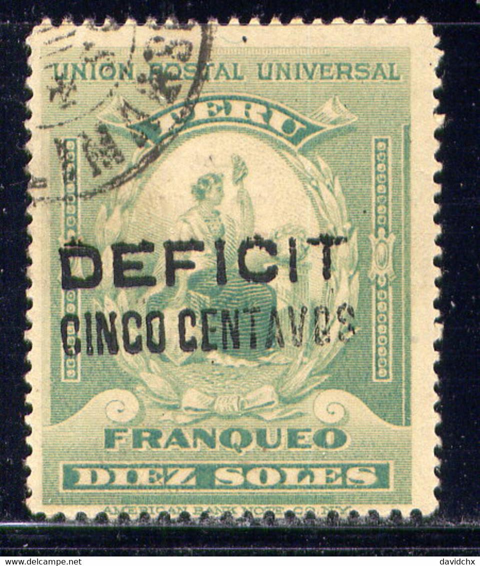 PERU, NO. J36 - Perú