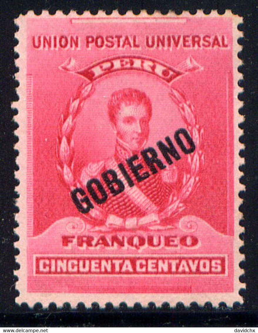 PERU, NO. O26 - Perù