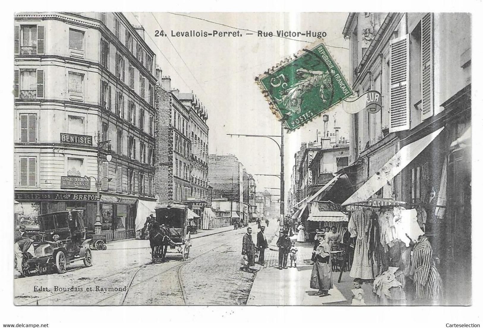 Levallois Perret Rue Victor Hugo - Levallois Perret