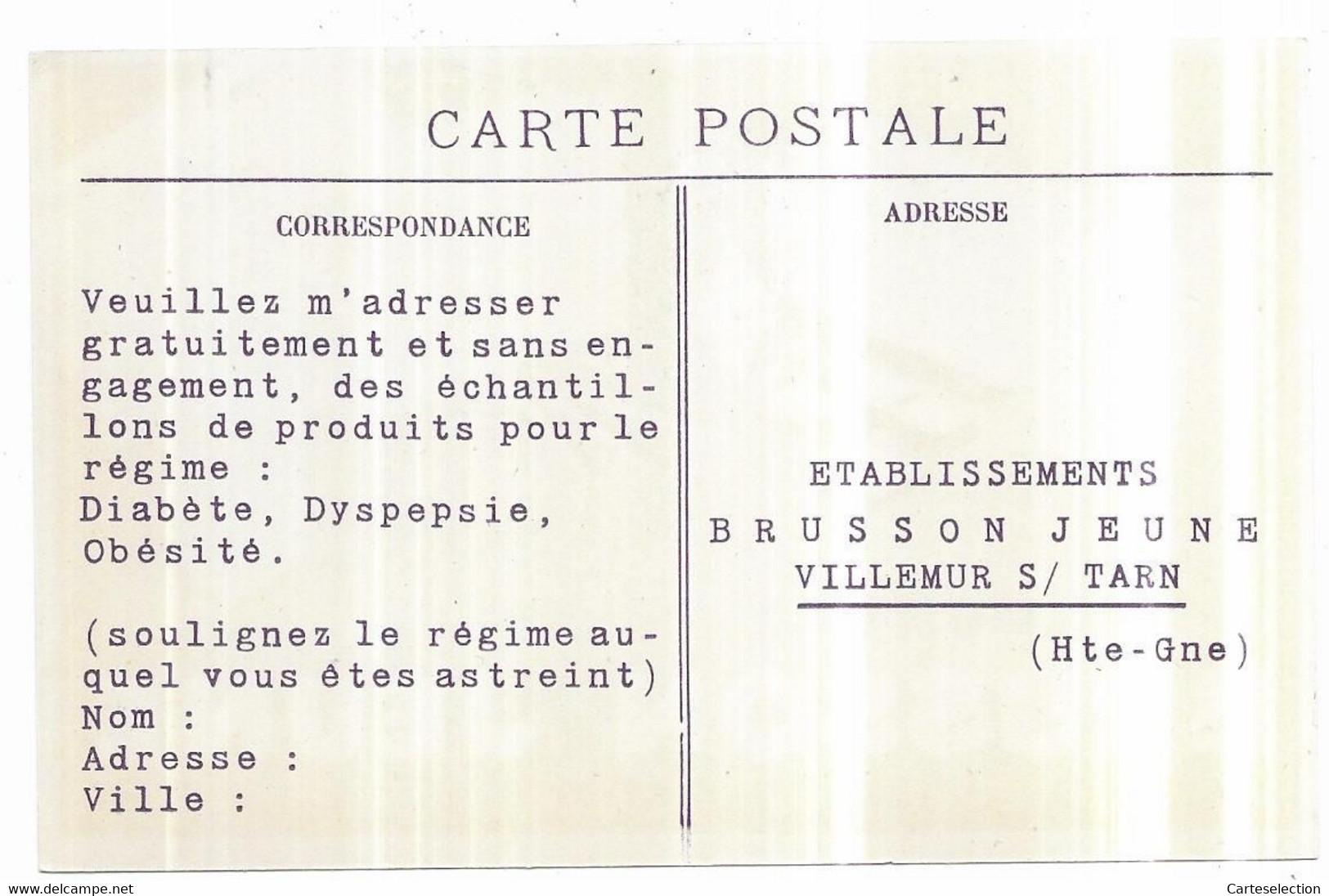 Villemur Publicité Brusson Jeune - Altri Comuni
