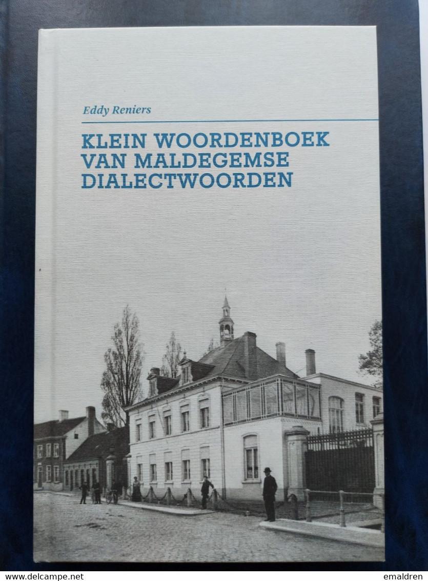 Maldegem. Klein Woordenboek Van Maldegemse Dialectwoorden. Geen Portkosten Voor België. - Dictionaries