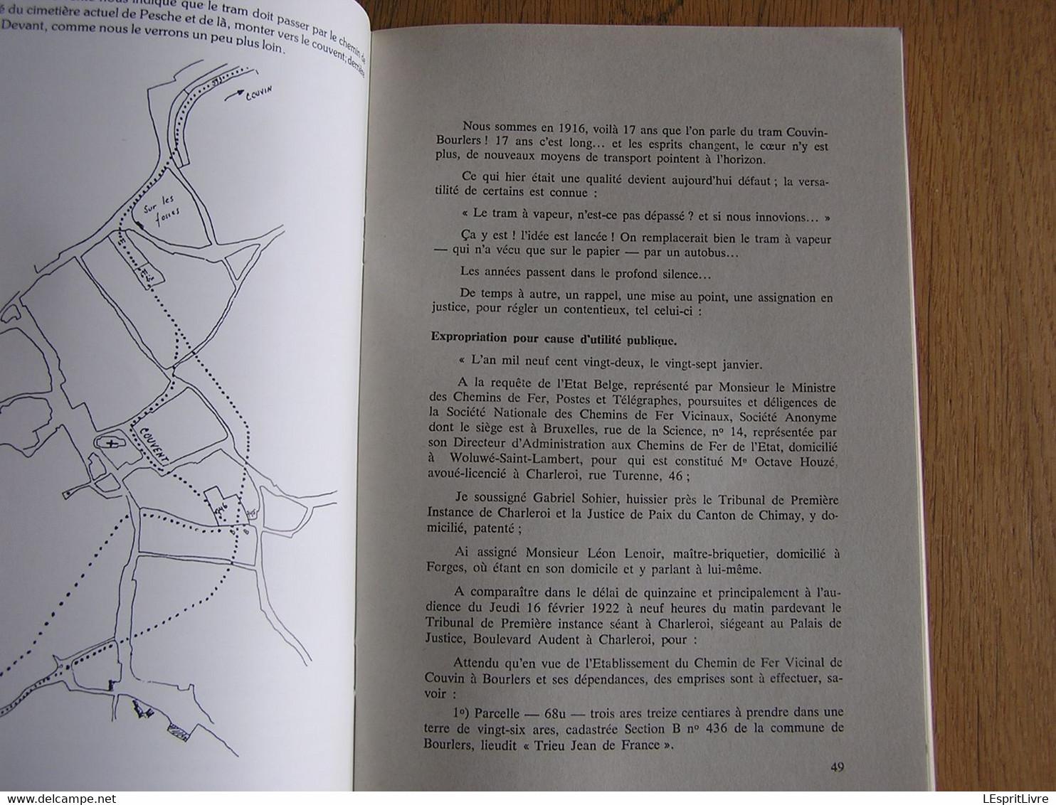 EN FAGNE ET THIERACHE N° 85 1989 Régionalisme Bucherons Robin Généalogie Forêt Conscrits Vicinal Tram à Vapeur Pesche - Bélgica