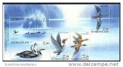 Finland 1993 Watervogels Serie PF-MNH-NEUF - Nuevos