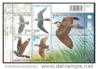 Finland 1999 Blok Vogels PF-MNH-NEUF - Nuevos