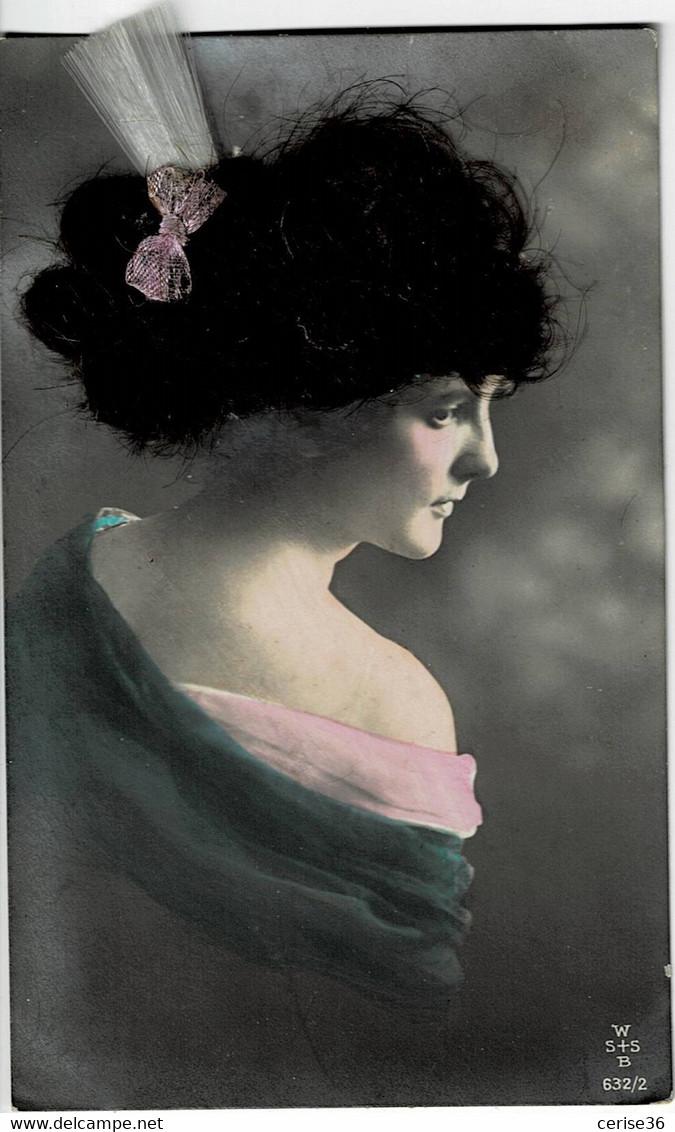 Femme Avec Véritable Chevelure - Mujeres