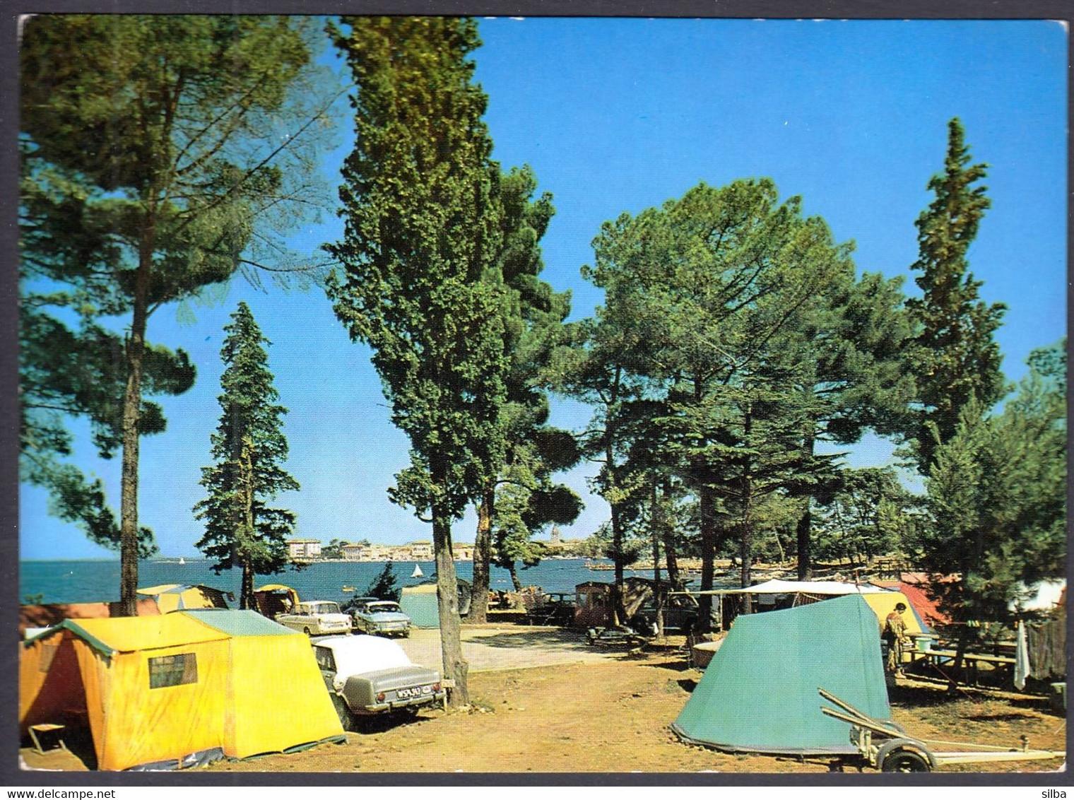 Croatia Porec / Auto Camp / Unused, Uncirculated - Croacia