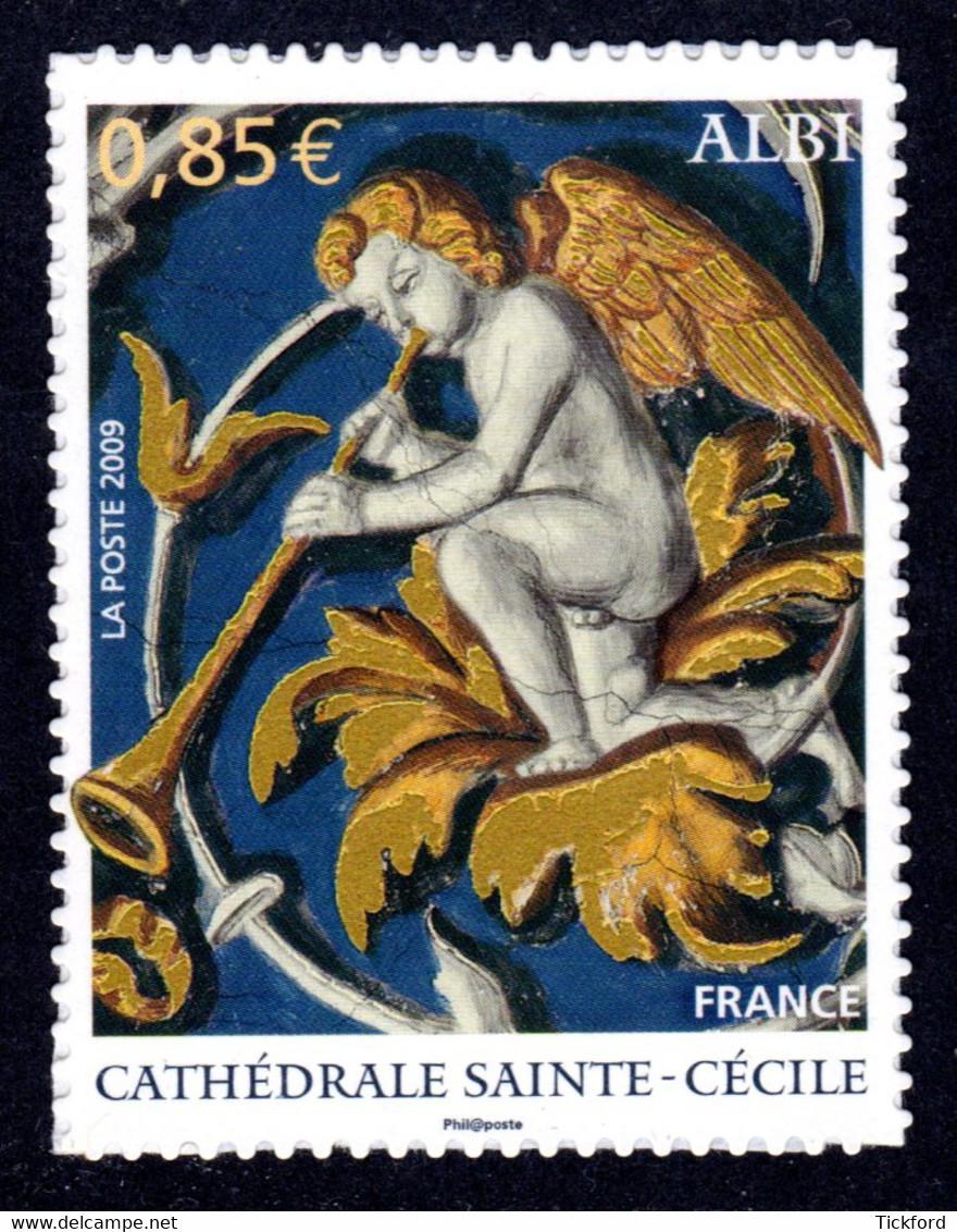 FRANCE 2009 - Autoadhésif Yvert N° 267 NEUF, Cathédrale D'Albi - Adhésifs (autocollants)
