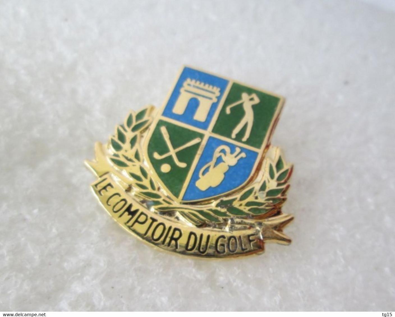 PIN'S    LE COMPTOIR DU GOLF    Email Grand Feu - Golf