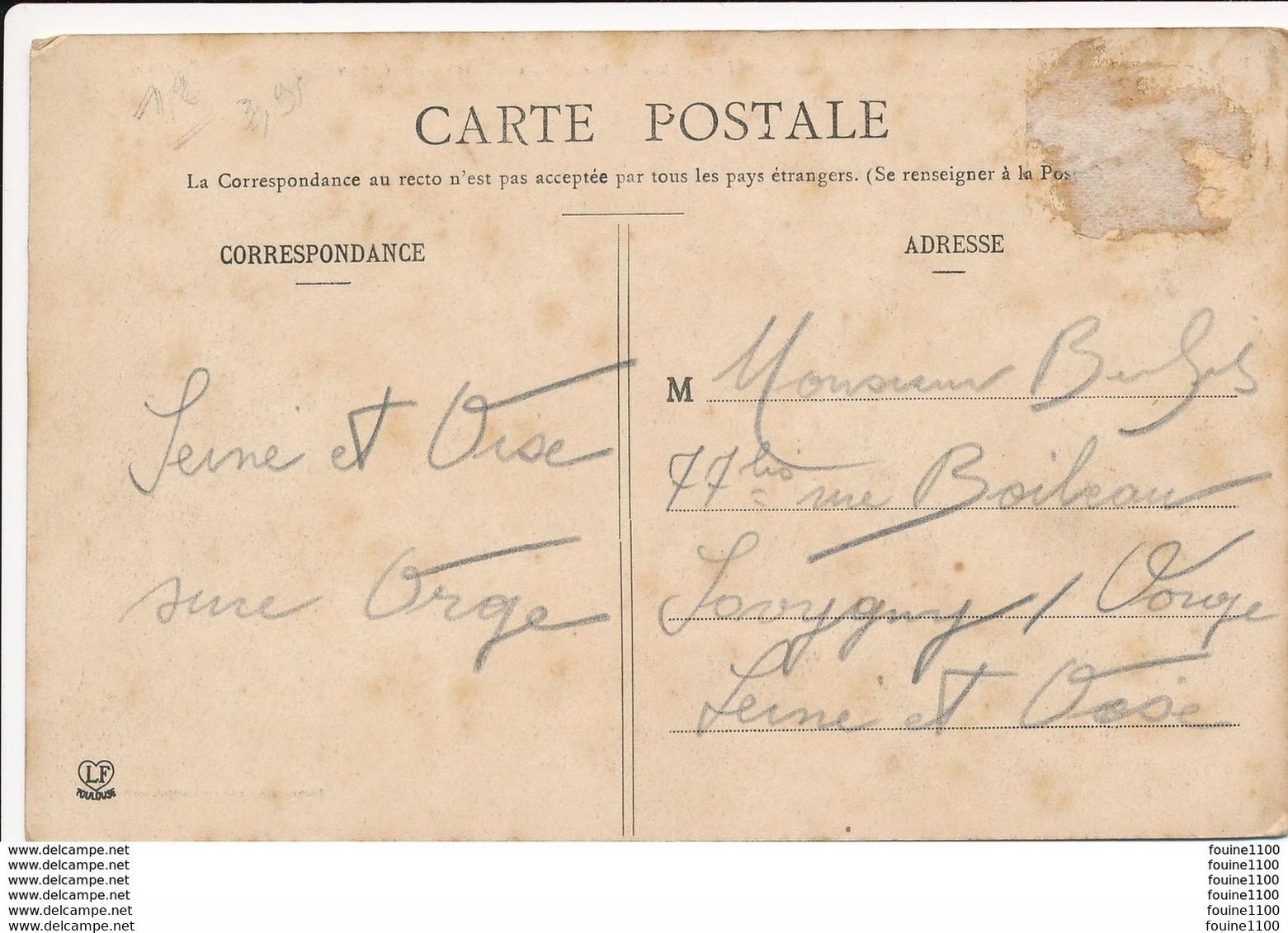Carte De La Passerelle De L' Aumet Sur La Dourbie Propriété Privé Environs De Millau ( Recto Verso ) - Millau