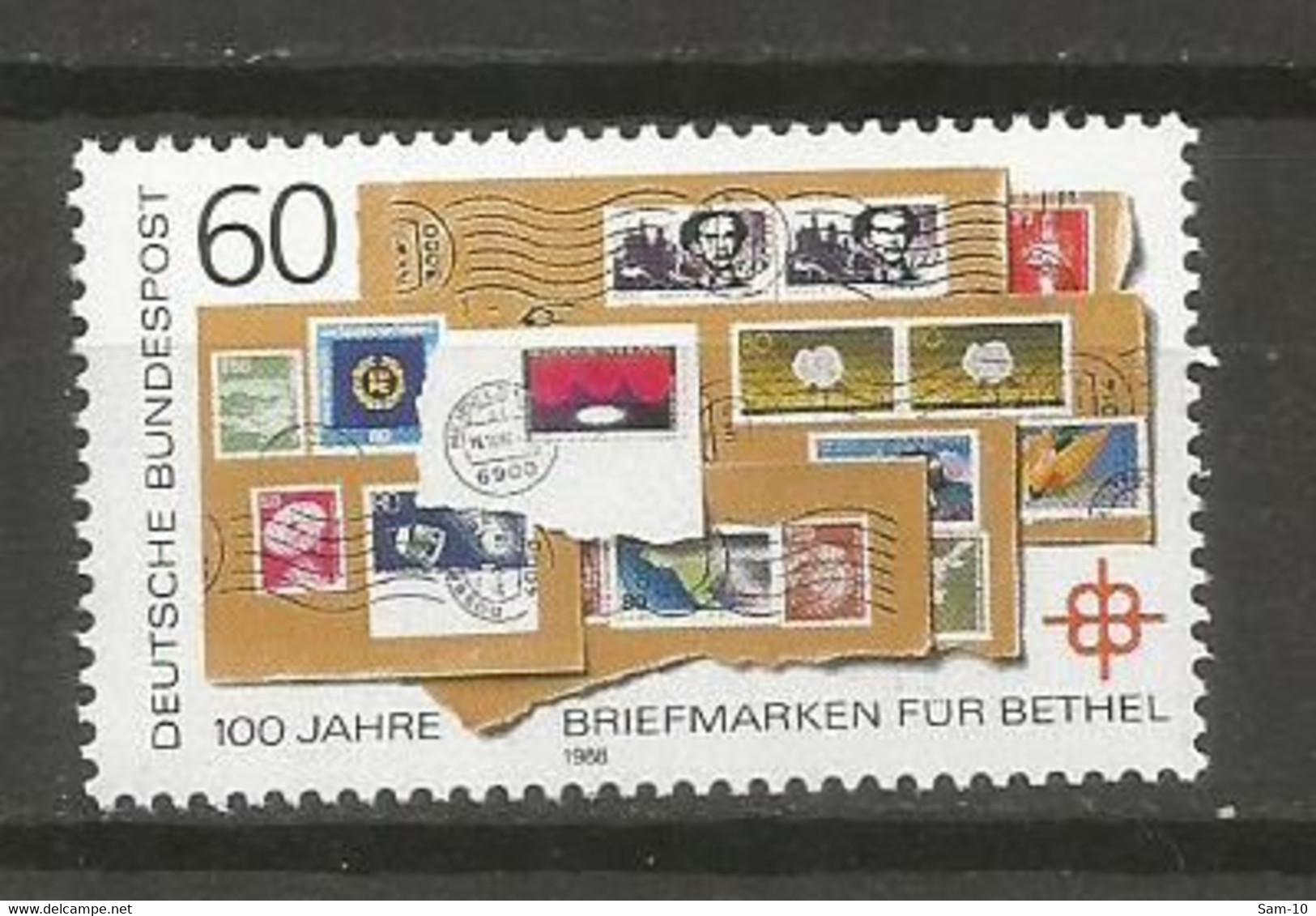 Timbre Allemagne Fédérale Neuf **  N 1227 - Nuovi