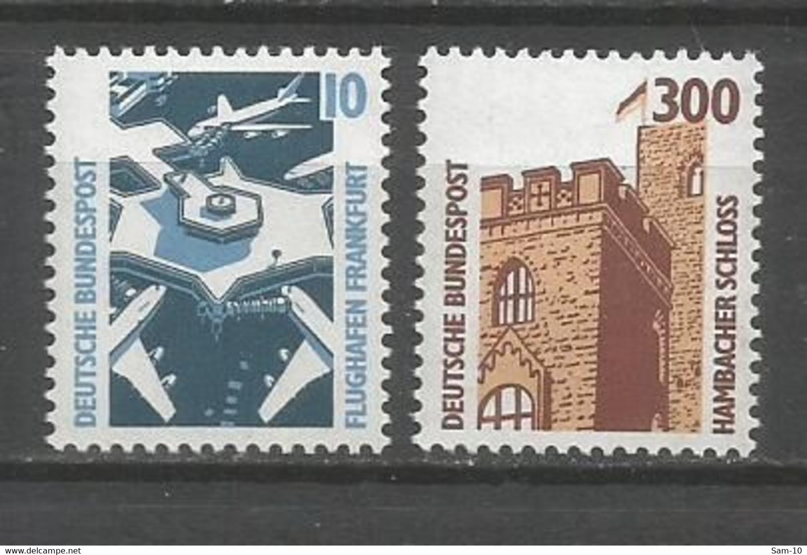 Timbre Allemagne Fédérale Neuf **  N 1179 / 1180 - Ungebraucht