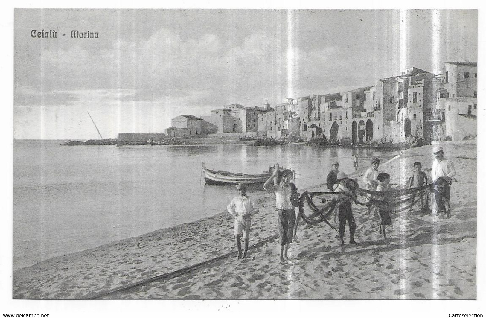 Céfalu Marina - Palermo