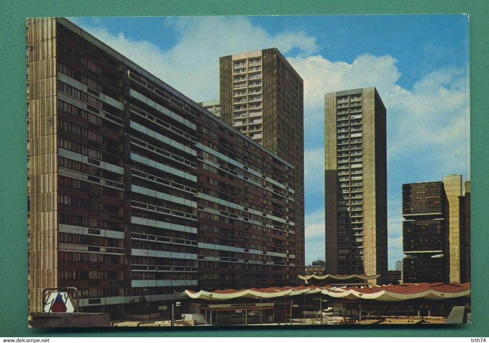 75 Paris Les Olympiades Université Centre Tolbiac ( Architecte Michel Holley ) ( Building, Immeubles ) - Other