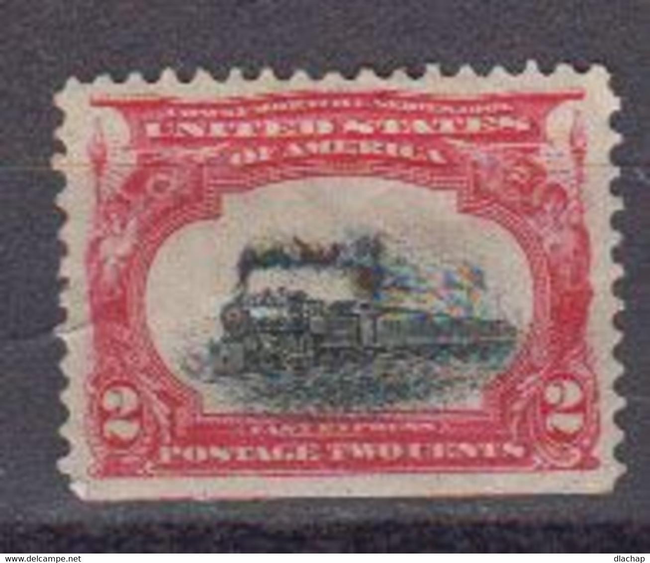 Etats Unis 1901 Yvert 139 * Neuf Avec Charniere - Unused Stamps
