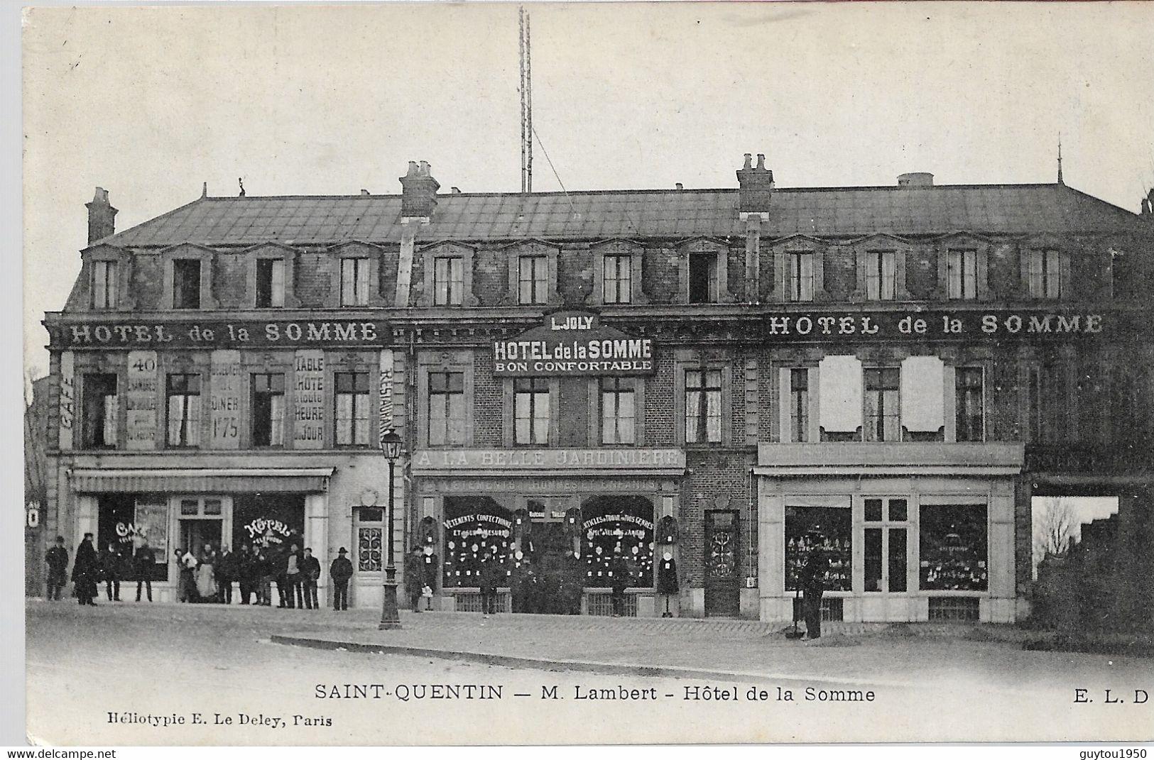 Saint Quentin Hotel De La Somme - Saint Quentin