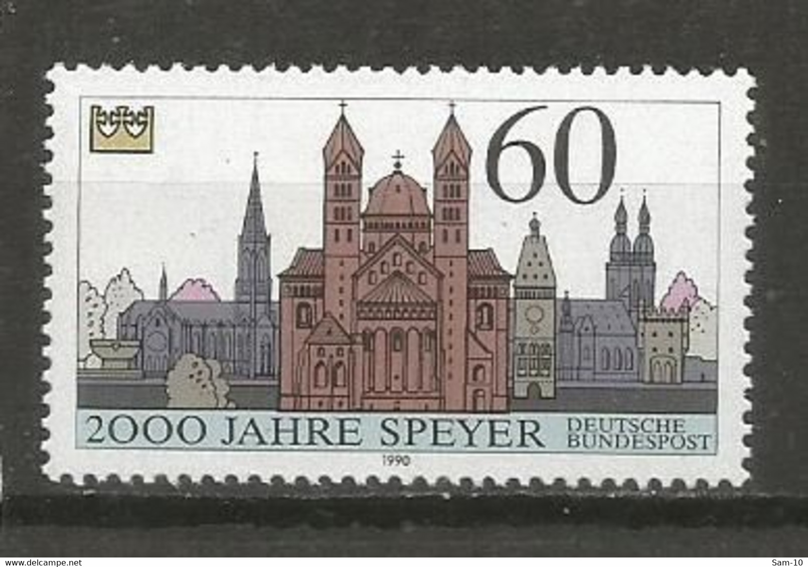 Timbre  Allemagne Fédérale Neuf **  N 1276 - Nuovi