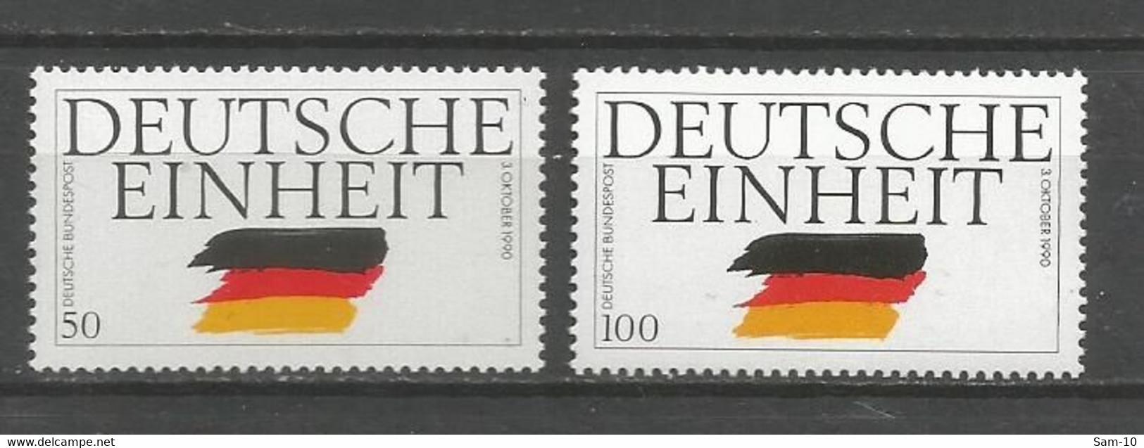 Timbre Allemagne Fédérale Neuf **  N 1309 / 1310 - Ungebraucht