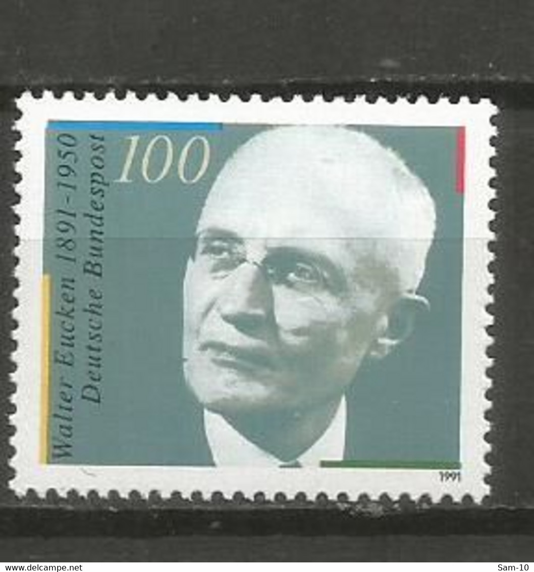 Timbre Allemagne Fédérale Neuf **  N 1326 - Nuovi