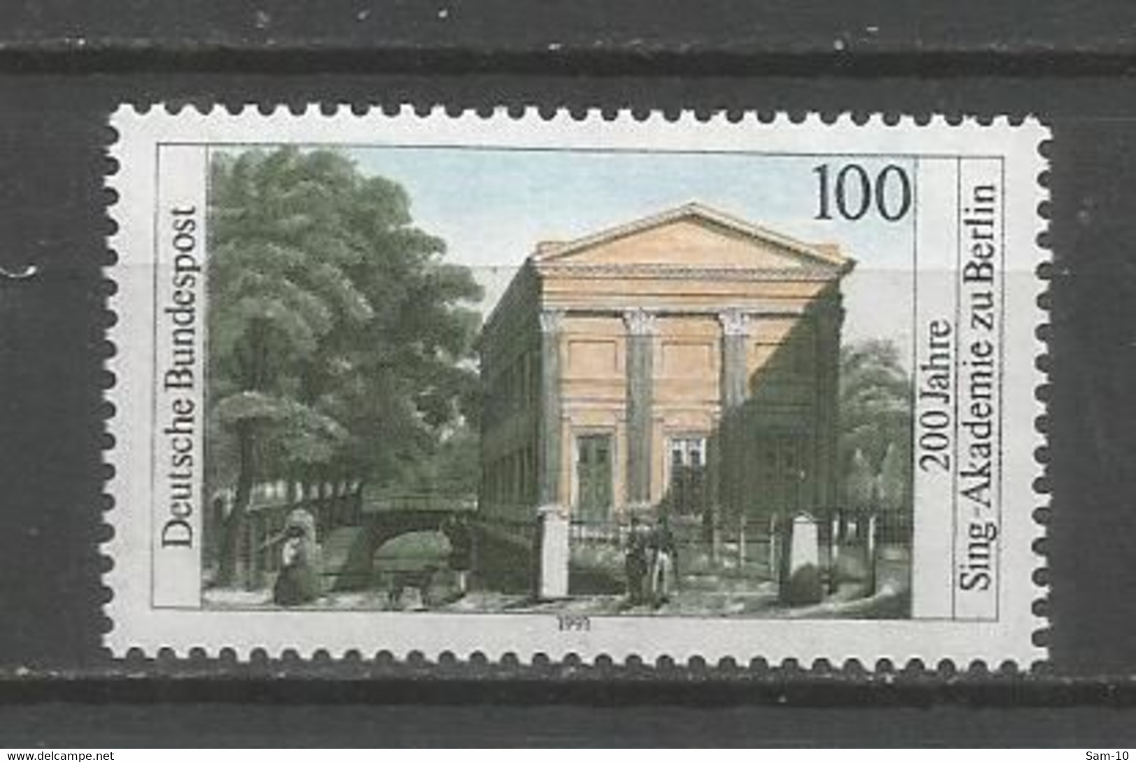 Timbre   Allemagne Fédérale Neuf **  N  1352 - Nuovi