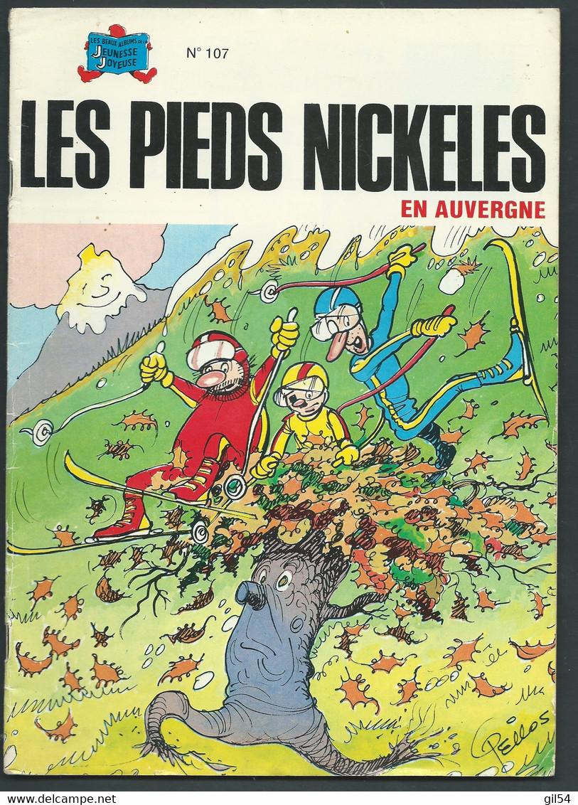 N0 107 . Les Pieds Nickelés En Auvergne Car 20314 - Pieds Nickelés, Les