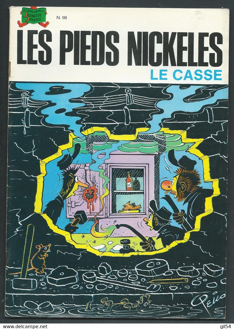 N0 98 . Le Casse Des Pieds Nickelés  Car 20315 - Pieds Nickelés, Les