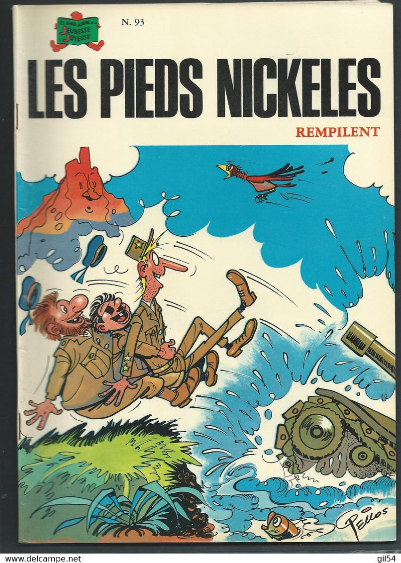N0   93 . Les Pieds Nickelés Rempilent  Car 20317 - Pieds Nickelés, Les