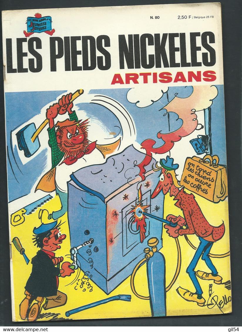 N0  80 . Les Pieds Nickelés Artisans Car 20319 - Pieds Nickelés, Les