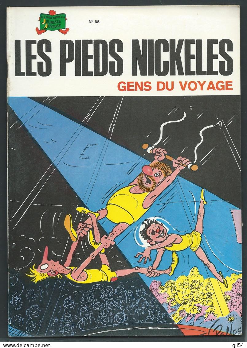 N°   85 . Les Pieds Nickelés Gens Du Voyage   FAU 9309 - Pieds Nickelés, Les