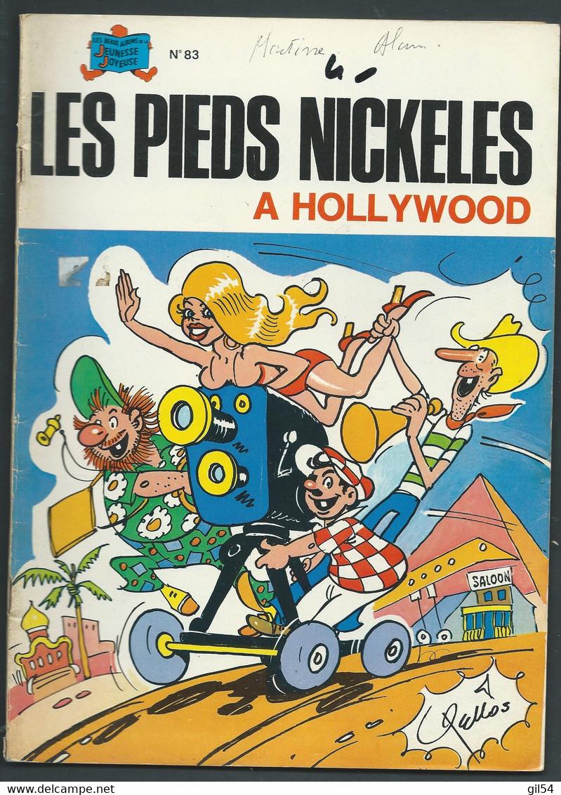 N°   83 . Les Pieds Nickelés à Hollywood FAU 9310 - Pieds Nickelés, Les