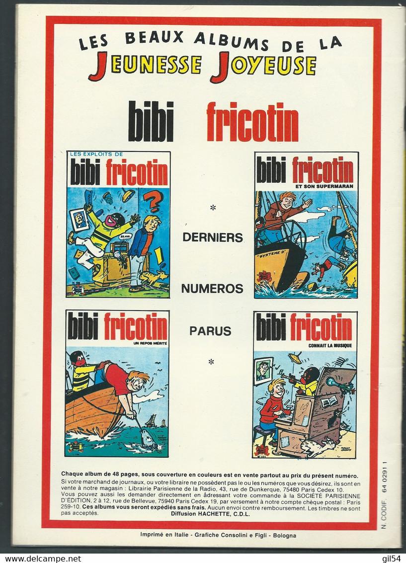 N°  84 . Les Pieds Nickelés Sous-mariniers   FAU 9401 - Pieds Nickelés, Les