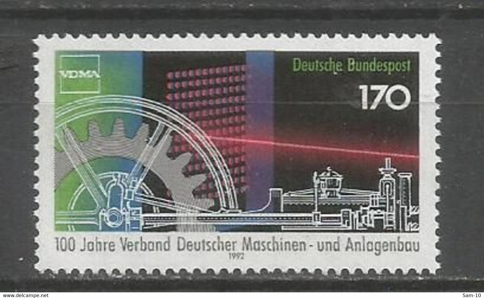 Timbre Allemagne Fédérale Neuf **  N  1468 - Nuovi