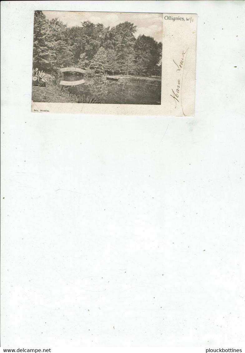 LESSINES/OLLIGNIES  1905/6 - Lessines