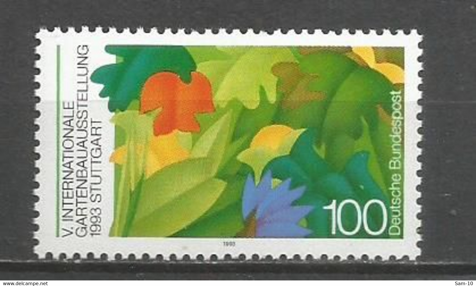 Timbre   Allemagne Fédérale Neuf **  N 1503 - Nuovi