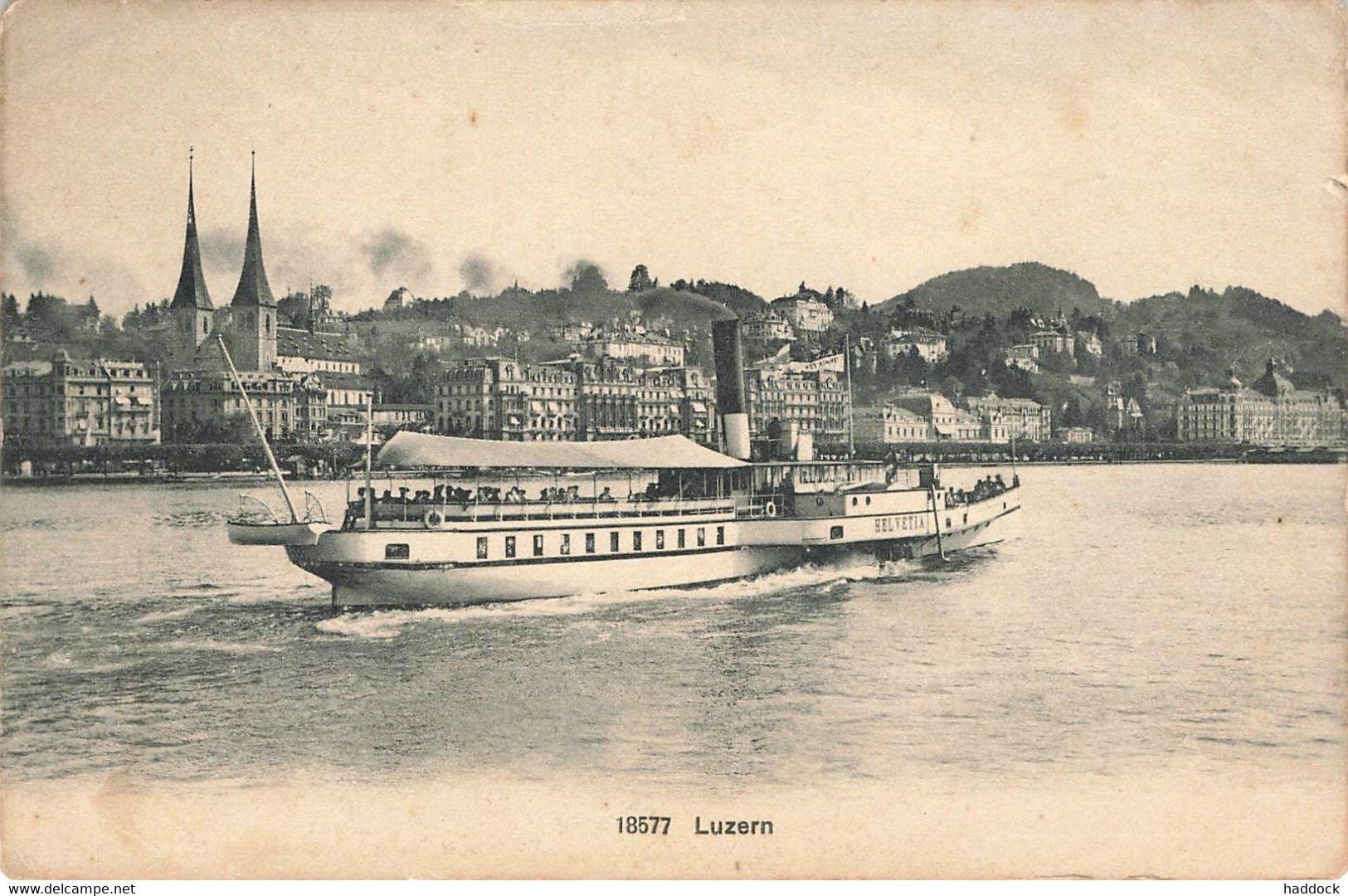 LUZERN - Andere