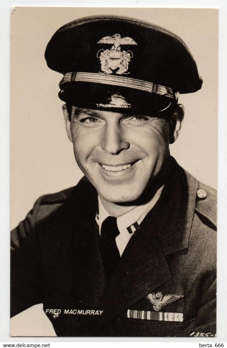 Fred MacMurray Vintage Real Photo - Beroemde Personen