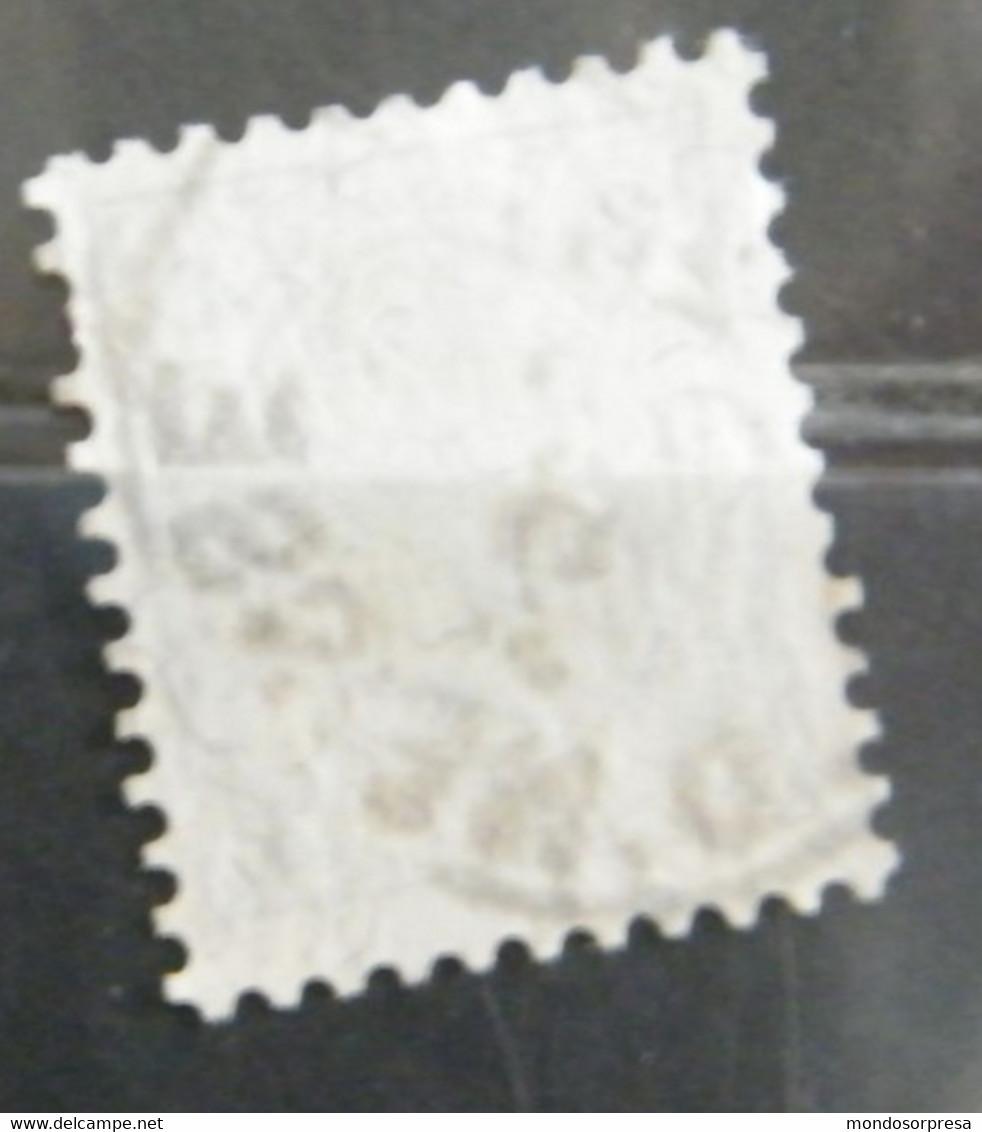 MZ129 - AUSTRIA 1890/96 - VALORE  USATO  3KR  - IMPERATORE FRANCESCO GIUSEPPE - Sin Clasificación