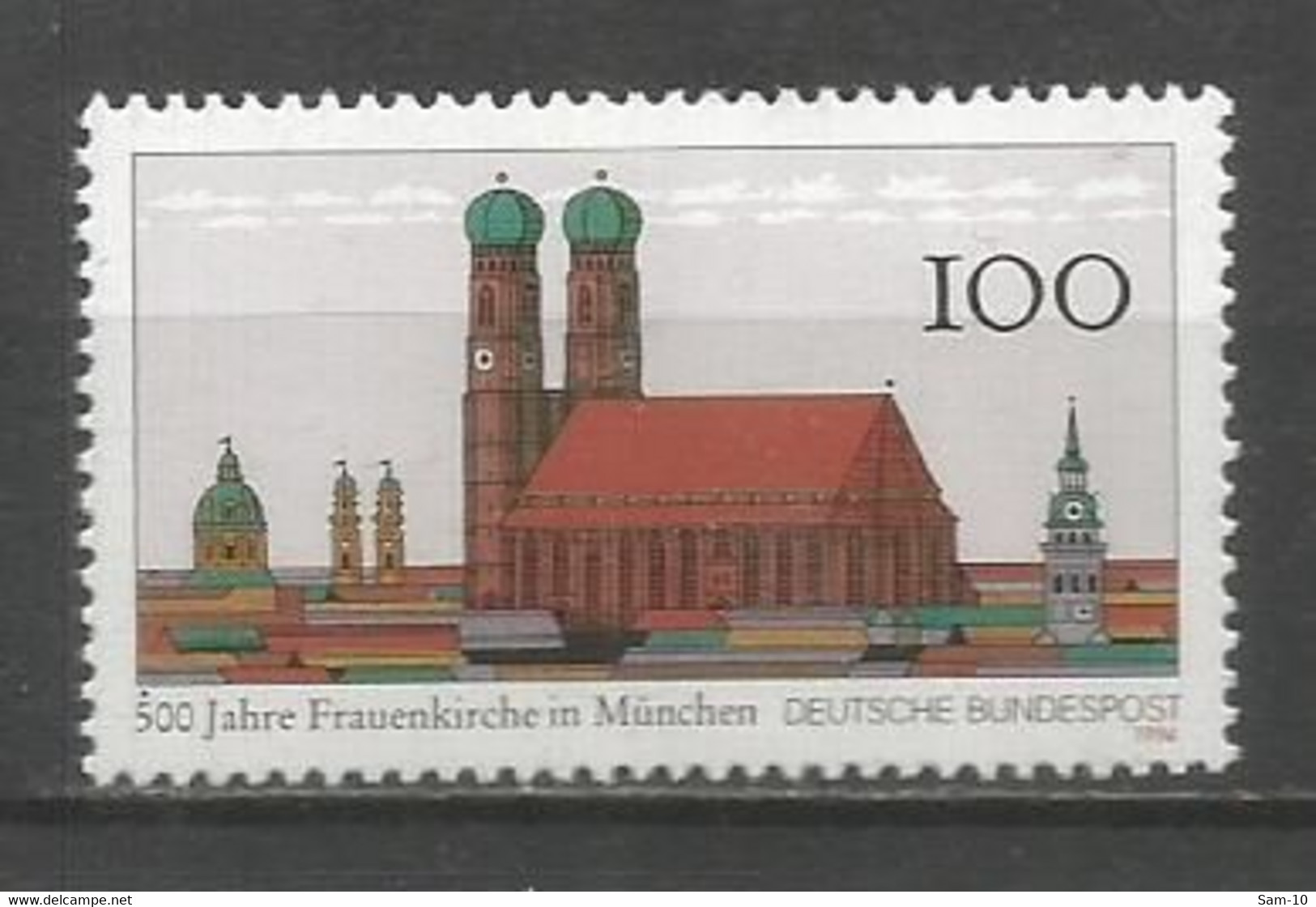Timbre  Allemagne Fédérale Neuf **  N 1560 - Nuovi