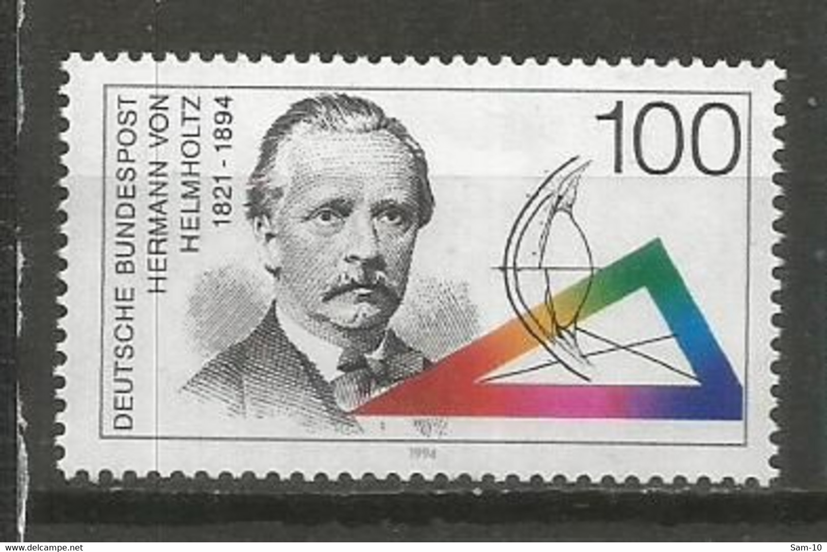 Timbre  Allemagne Fédérale Neuf **  N 1583 - Unused Stamps