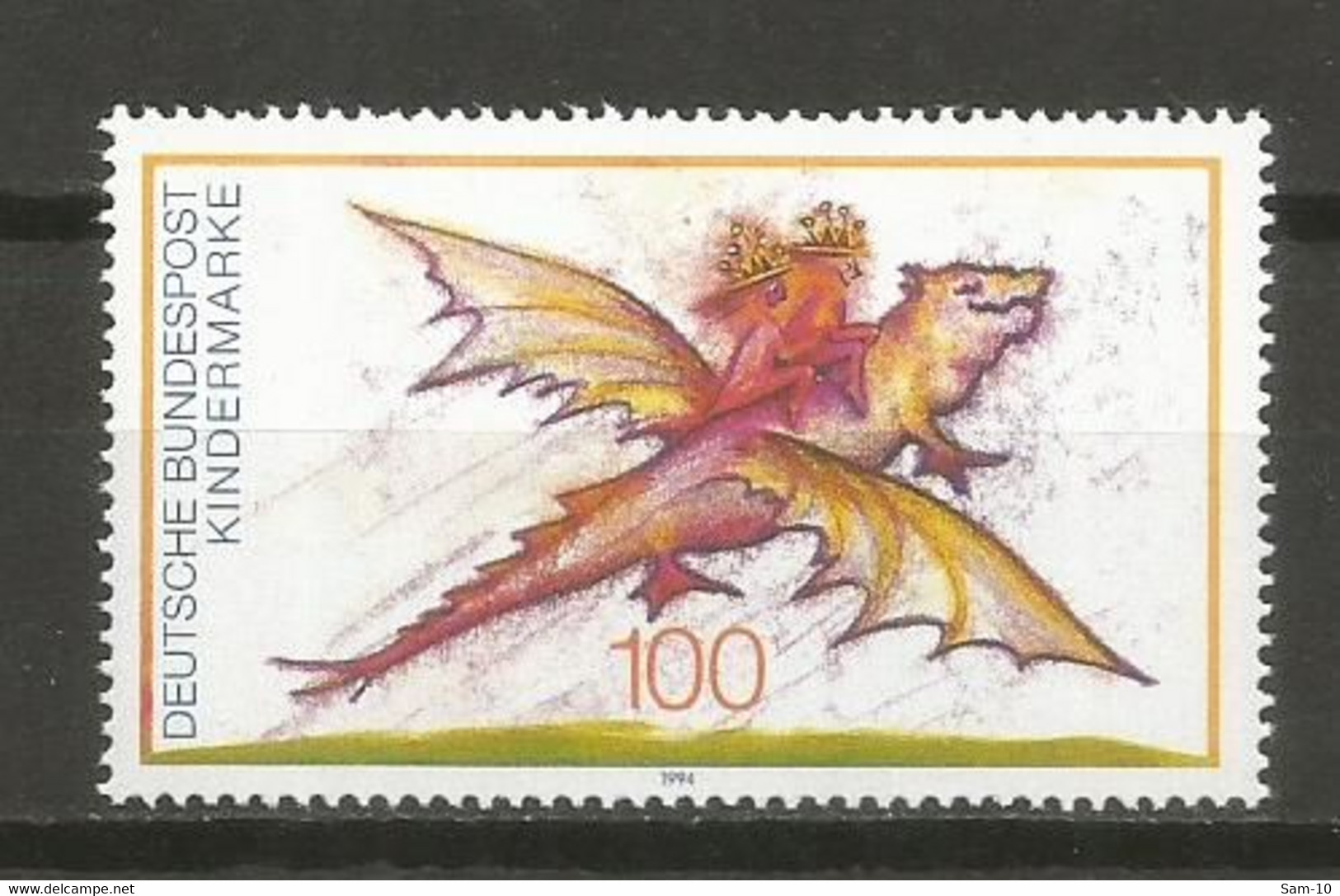 Timbre  Allemagne Fédérale Neuf **  N 1585 - Nuovi