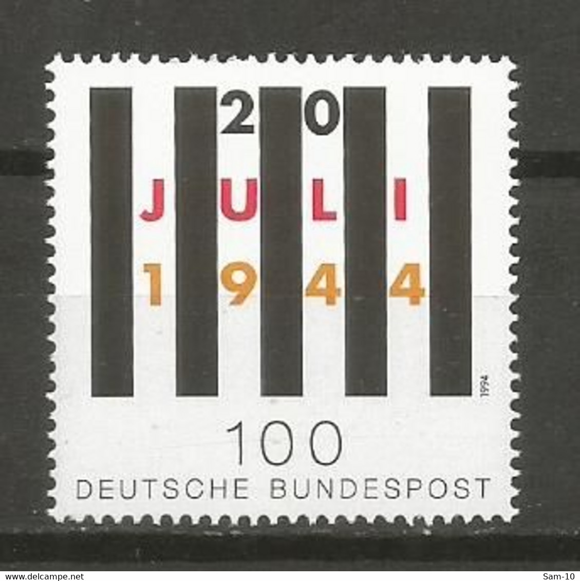 Timbre  Allemagne Fédérale Neuf **  N 1571 - Nuovi