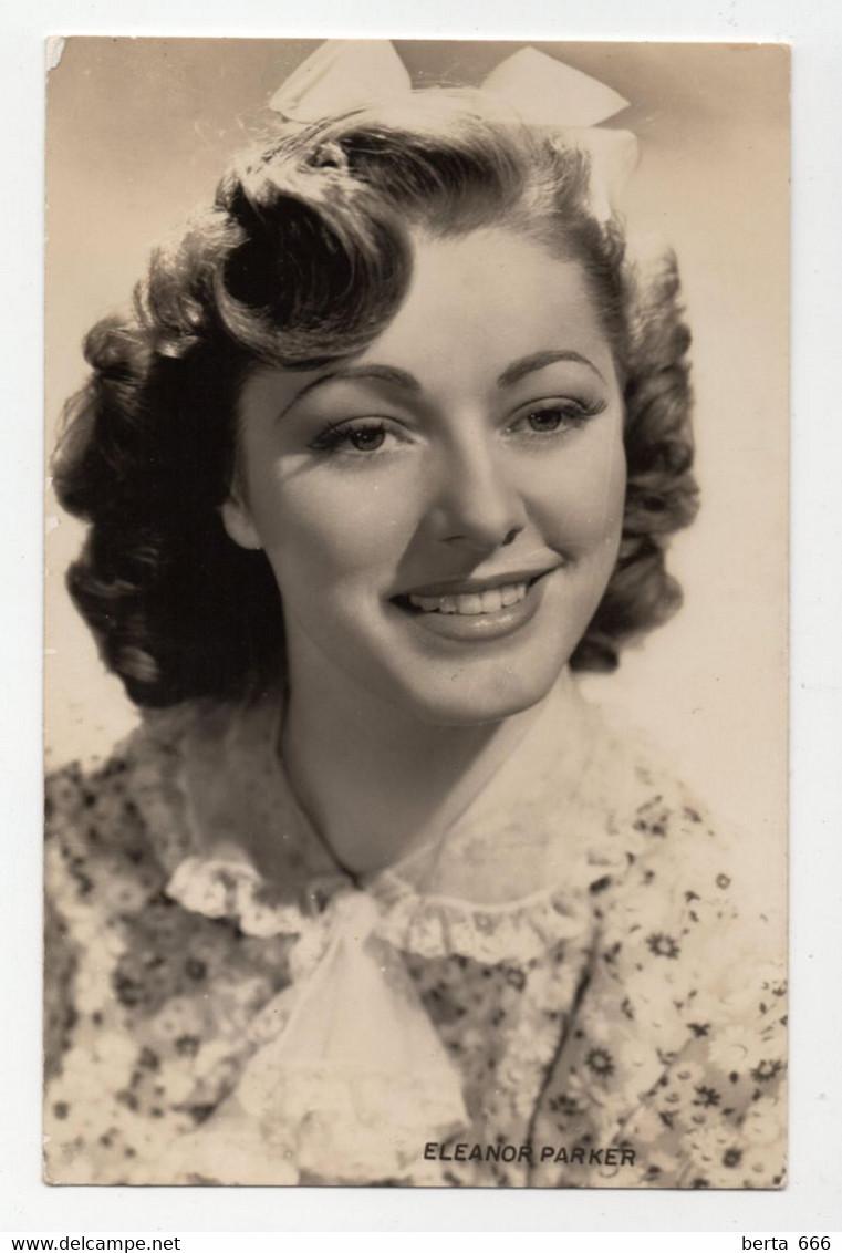 Eleanor Parker Actress Original Real Photo - Beroemde Personen
