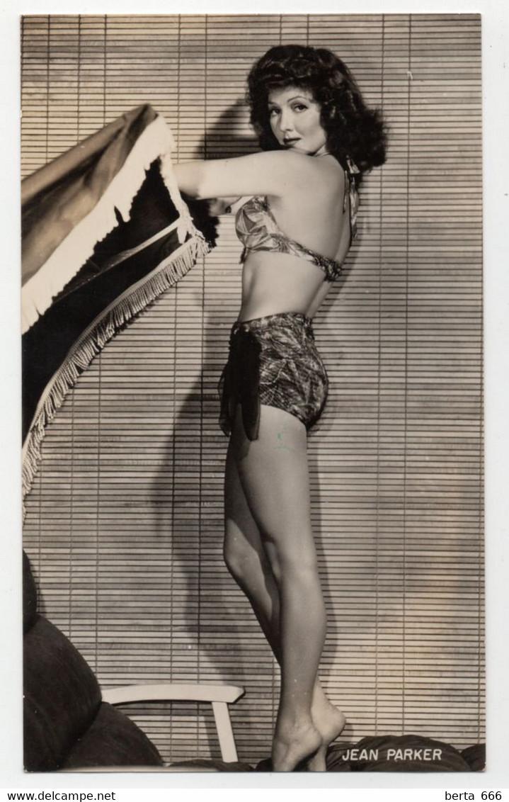 Jean Parker Actress Original Real Photo - Beroemde Personen
