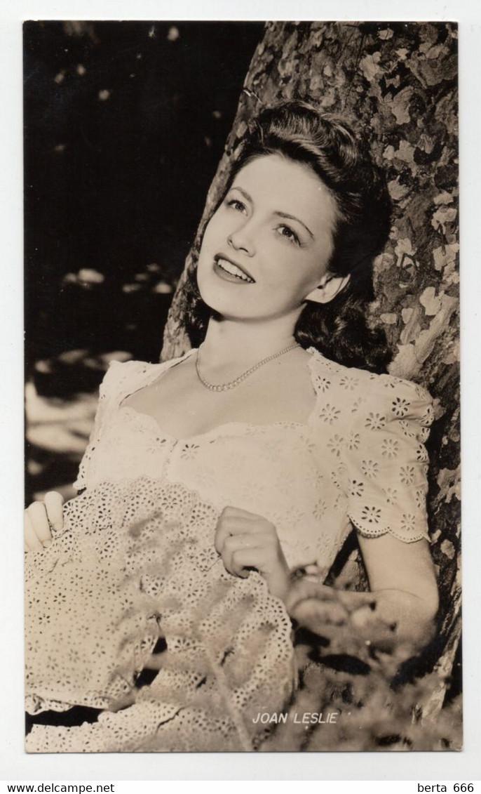 Joan Leslie Actress Original Real Photo - Beroemde Personen
